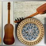 Čtyř sborová kytara